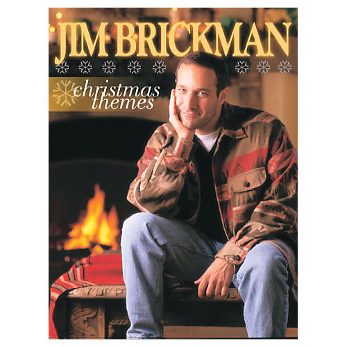 Alfred Jim Brickman Christmas Themes Book