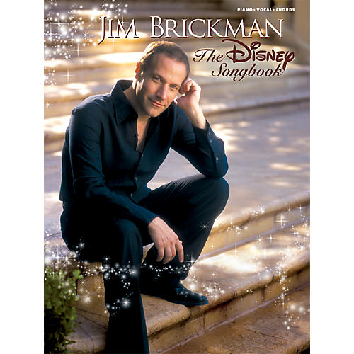 Alfred Jim Brickman The Disney Songbook Piano/Vocal/Chords Book