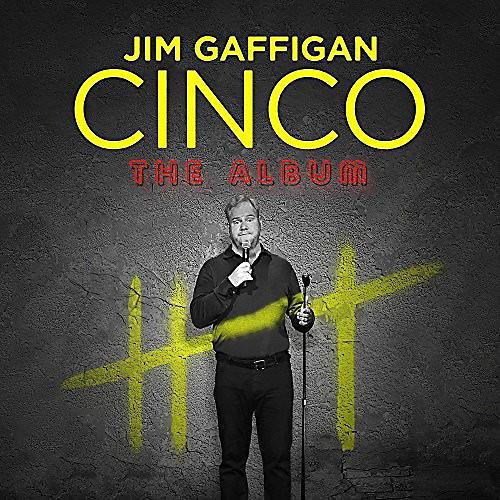 Alliance Jim Gaffigan - Cinco