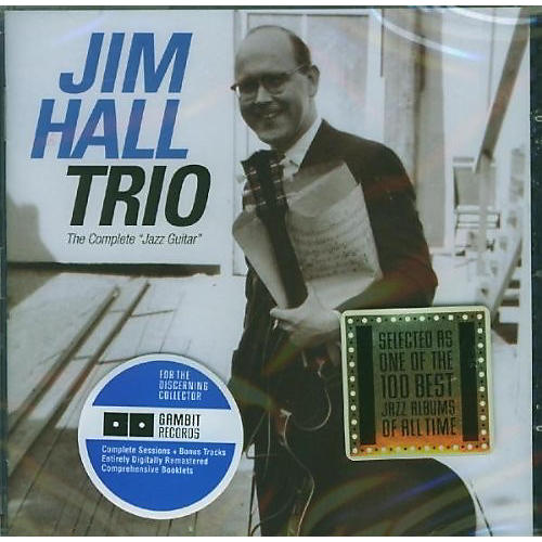 Alliance Jim Hall - Complete Jazz Guitar