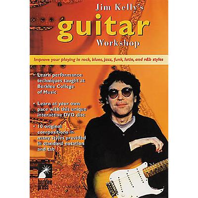 Berklee Press Jim Kelly's Guitar Workshop - DVD