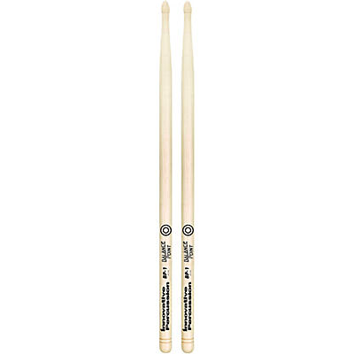 Innovative Percussion Jim Riley Hickory Balance Point Drumsticks