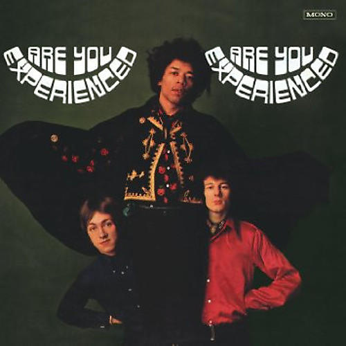 Alliance Jimi Hendrix - Are You Experienced (UK Sleeve)
