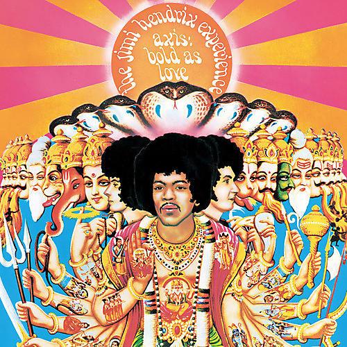 Alliance Jimi Hendrix - Axis: Bold As Love (Heavyweight vinyl)