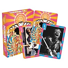 Hal Leonard Jimi Hendrix - Axis: Bold as Love Playing Card Pack