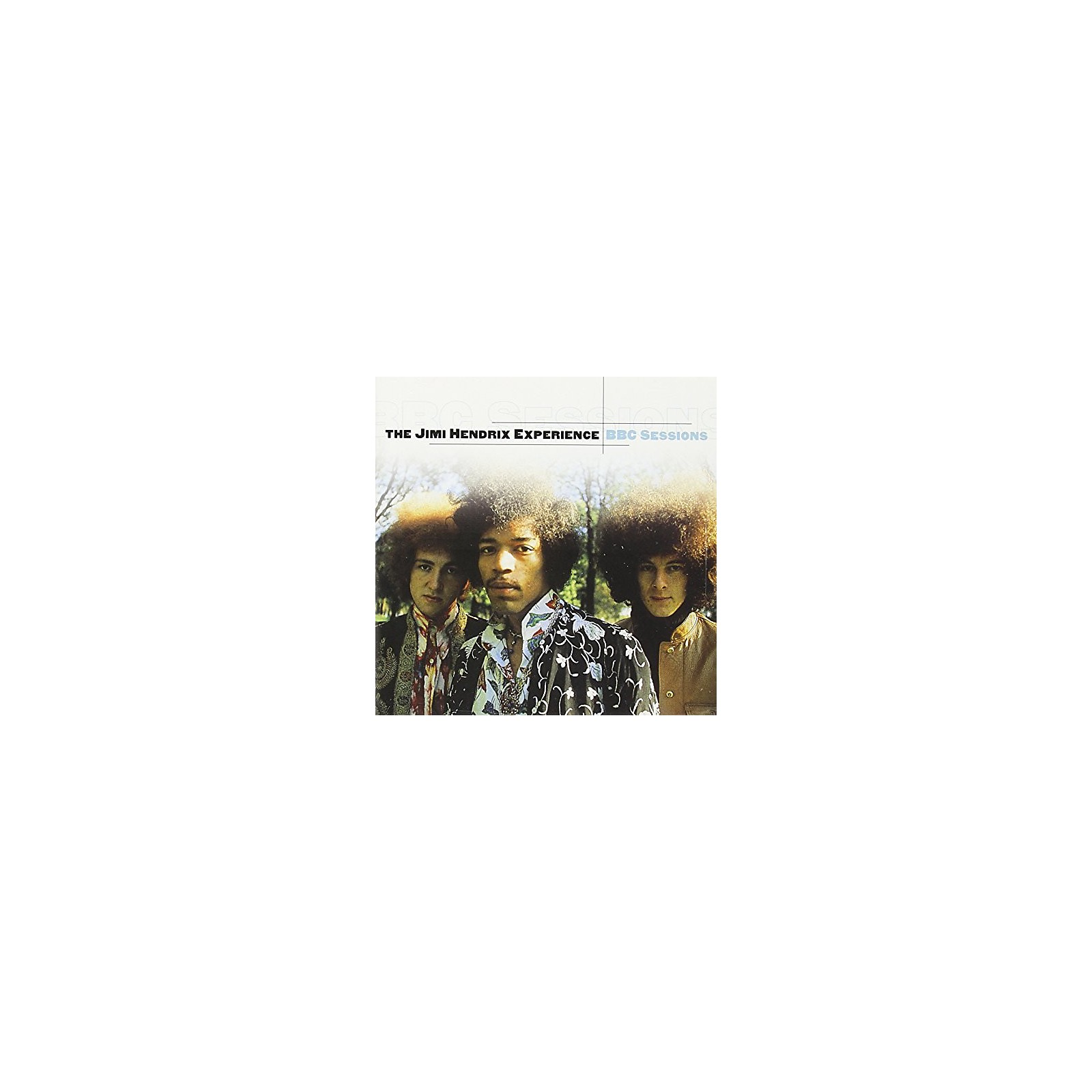 Alliance Jimi Hendrix - BBC Sessions (CD)