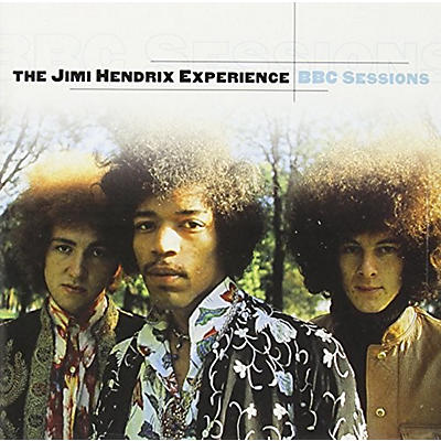 Jimi Hendrix - BBC Sessions (CD)