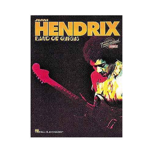 Hal Leonard Jimi Hendrix - Band of Gypsys Complete Scores Book