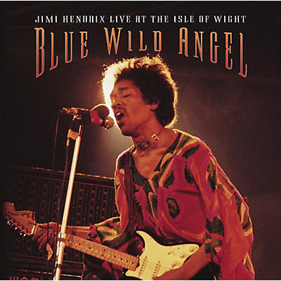Jimi Hendrix - Blue Wild Angel (CD)