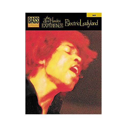 Hal Leonard Jimi Hendrix - Electric Ladyland Bass Tab Book