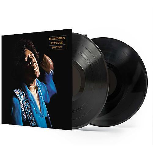 Alliance Jimi Hendrix - Hendrix in the West