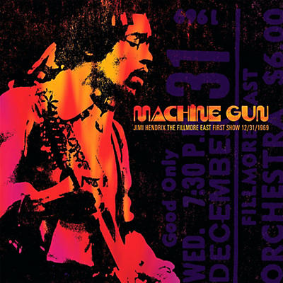 Jimi Hendrix - Live At The Fillmore East