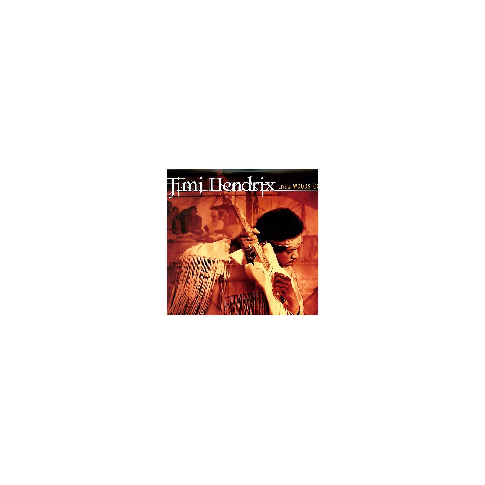 Alliance Jimi Hendrix - Live at Woodstock