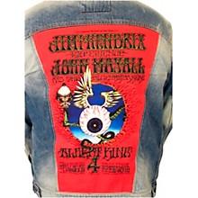 Dragonfly Clothing Jimi Hendrix - Mayall - King - Flying Eye Denim Jacket