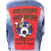 Jimi Hendrix - Mayall - King - Flying Eye Girls Denim Jacket Small