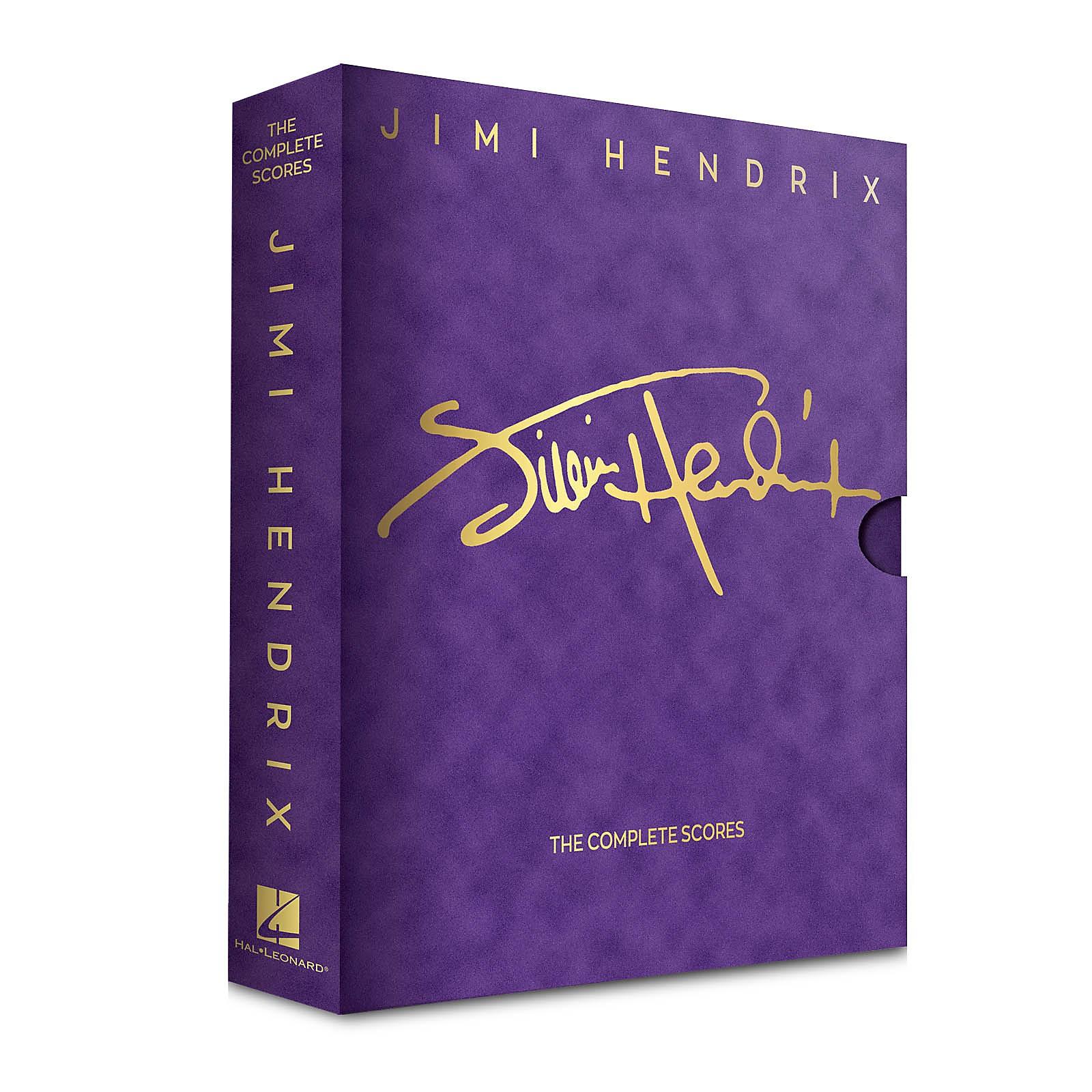 Hal Leonard Jimi Hendrix - The Complete Scores Transcribed Score