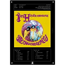 "Iconic Concepts Jimi Hendrix Are You Experienced Tin Sign 15.75"" X 11"""