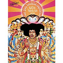 Hal Leonard Jimi Hendrix Axis: Bold As Love