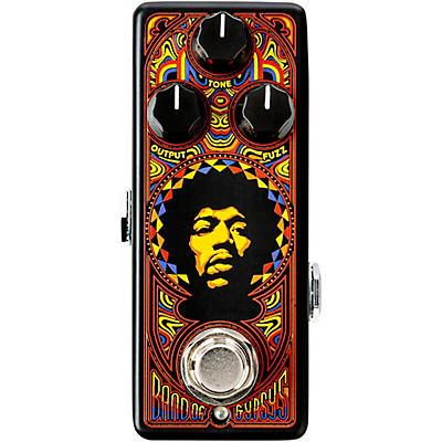 Dunlop Jimi Hendrix Band of Gypsys Fuzz Mini Effects Pedal