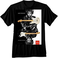 Fender Jimi Hendrix Collection Alter Your Axis T-Shirt