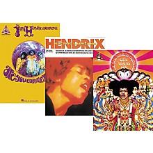 Hal Leonard Jimi Hendrix Complete Guitar Tab Library