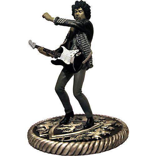 Rock Iconz Jimi Hendrix Guitar Hero Figure