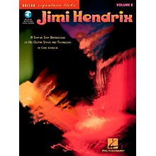 Hal Leonard Jimi Hendrix Volume 2: A Step by Step Breakdown of His Guitar Styles and Techniques (Book/CD)