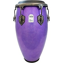 Jimmie Morales Signature Series Congas 11 in. Purple Sparkle