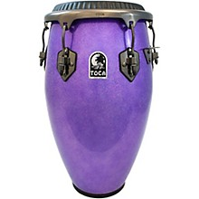 Jimmie Morales Signature Series Congas 11.75 in. Purple Sparkle