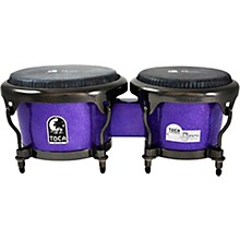 Toca Jimmie Morales Signature Series Purple Sparkle Bongos