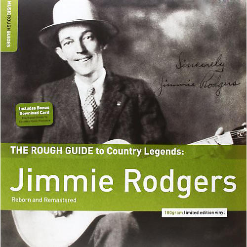 Alliance Jimmie Rodgers - Rough Guide to Jimmie Rodgers