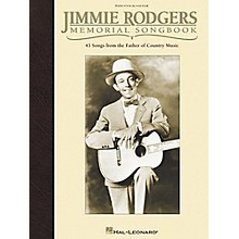 Hal Leonard Jimmie Rodgers Memorial Piano, Vocal, Guitar Songbook