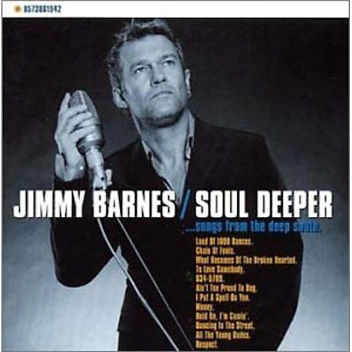 Alliance Jimmy Barnes - Soul Deeper