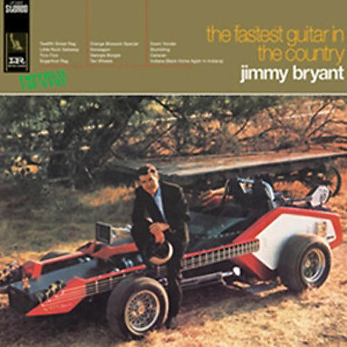 Alliance Jimmy Bryant - Fastest Guitar in the Country