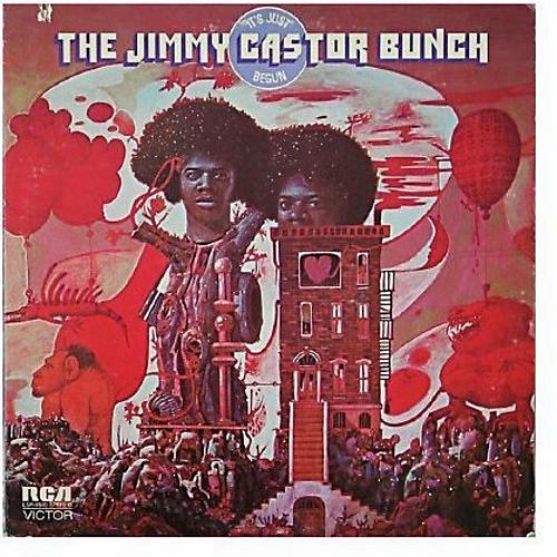 Alliance Jimmy Castor - It's Just Begun