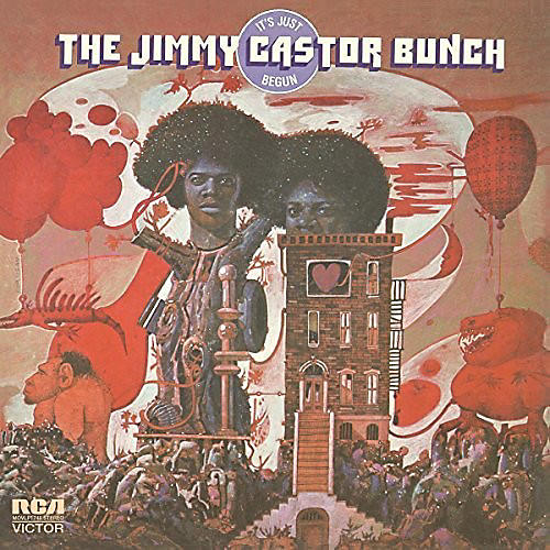 Alliance Jimmy Castor Bunch - It's Just Begun