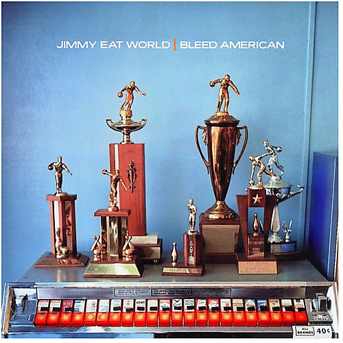Alliance Jimmy Eat World - Bleed American