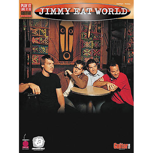 Cherry Lane Jimmy Eat World Guitar Tab Songbook