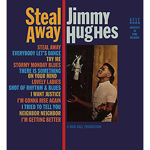 Alliance Jimmy Hughes - Steal Away