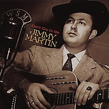 Jimmy Martin - Don't Cry to Me