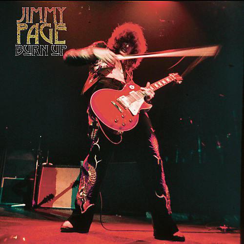 Alliance Jimmy Page - Burn Up