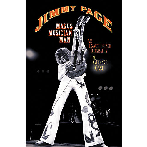 Hal Leonard Jimmy Page - Magus, Musician, Man: An Unauthorized Biography - Book