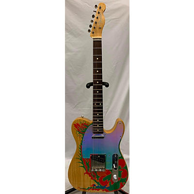 Fender Jimmy Page Dragon Telecaster Solid Body Electric Guitar