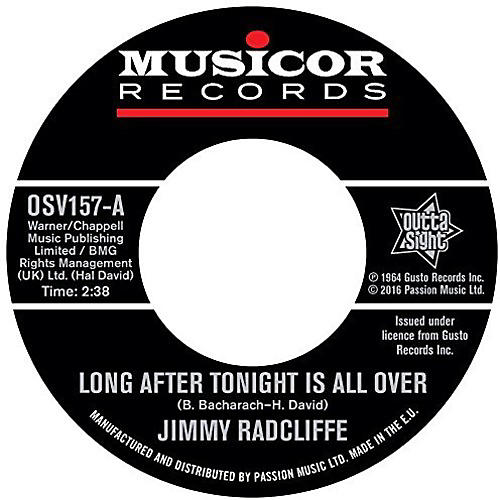 Alliance Jimmy Radcliffe - Long After Tonight Is All Over