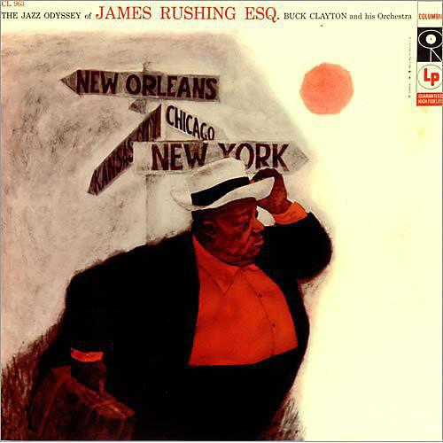 Alliance Jimmy Rushing - The Jazz Odyssey Of James Rushing ESQ.