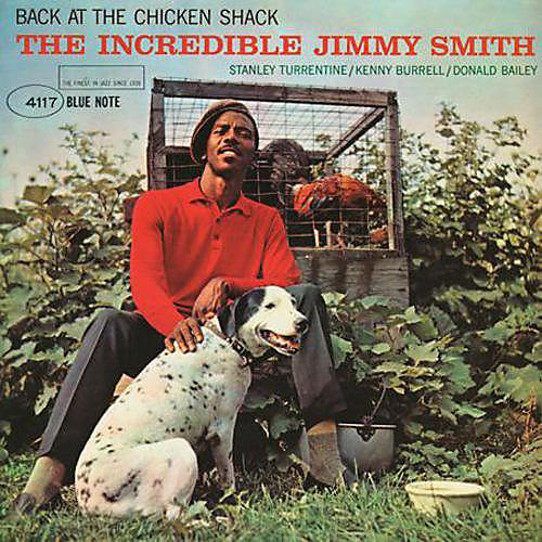 Alliance Jimmy Smith - Back at the Chicken Shack