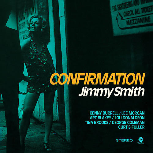 Alliance Jimmy Smith - Confirmation