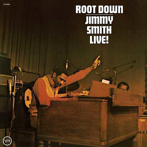 Alliance Jimmy Smith - Root Down