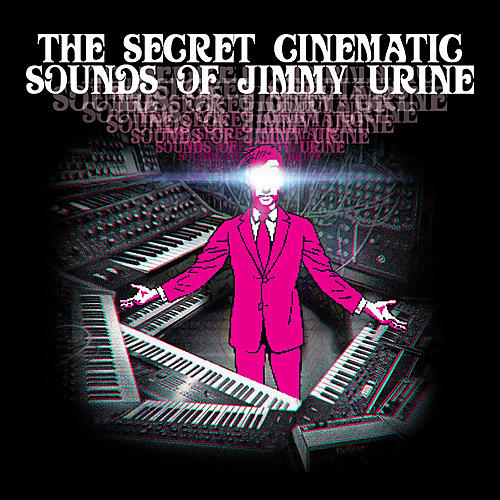 Alliance Jimmy Urine - The Secret Cinematic Sounds of Jimmy Urine