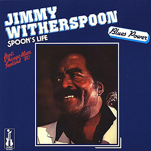 Alliance Jimmy Witherspoon - Spoon's Life